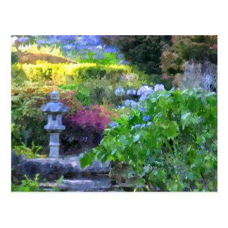 Zen Path Postcard