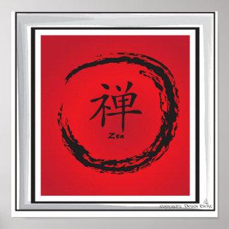 Zen Poster of Enso