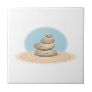Zen Rocks Tile