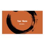 Zen Sketch Business Cards
