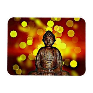 Zen Spiritual Awakening Buddha Cell Magnet