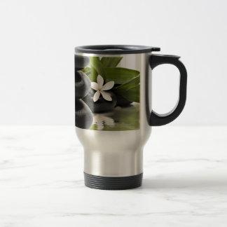 Zen Stones Travel Mug