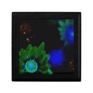 Zen Strength Lotus Flower Jewelry Boxes