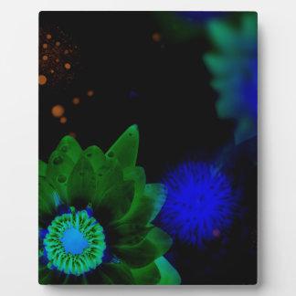 Zen Strength Lotus Flower Plaque