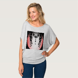 Zen Wisteria Silhouette Shirt