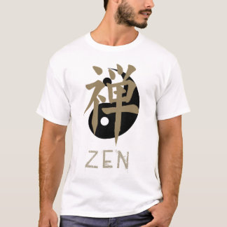 Zen yin yang Men's T Shirts