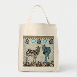 Zen Zebras Bag
