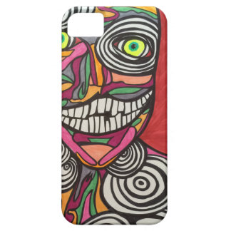 Zendoodle crazy iPhone 5 cover