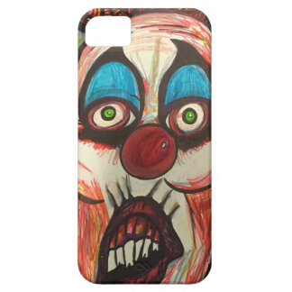 Zendoodle scary clown case for the iPhone 5