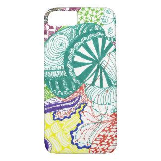 ZenFun Color Doodle Phone Case