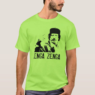 Zenga Zenga! (lime green edition) T-Shirt