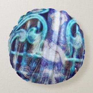 ZenKitten - Surreal Throw Pillow
