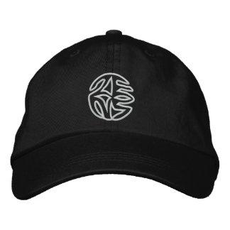 Zens Black Adjustable Cap