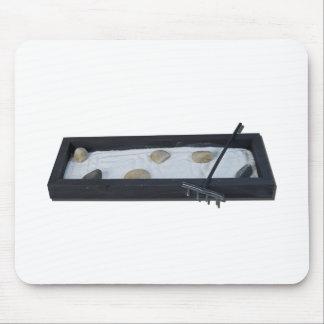 ZenSandGarden011815 Mouse Pad