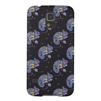Zentangle Lizard Cases For Galaxy S5