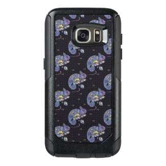 Zentangle Lizard OtterBox Samsung Galaxy S7 Case