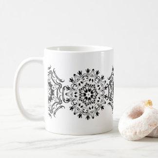 Zentangle Patterns Coffee Mug