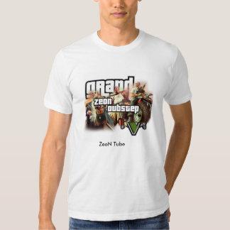 ZeoN Tube Apparel Shop Tshirts
