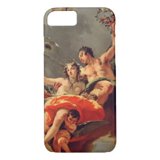 Zephyr and Flora iPhone 7 Case