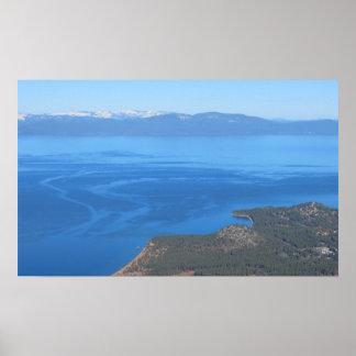 Zephyr Cove at Lake Tahoe Poster