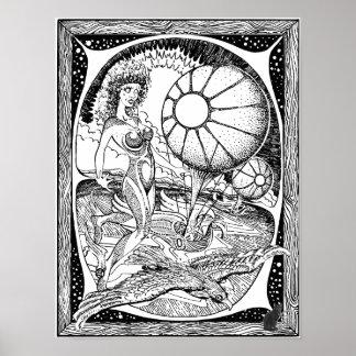 Zephyrelle Print