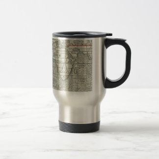 Zephyrus Books Travel Mug