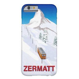 Zermatt Barely There iPhone 6 Case