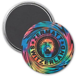 Zermatt Swirl Magnet