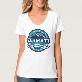 Zermatt Switzerland Ice T-Shirt