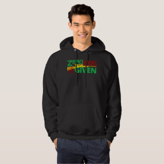 Zero Ducks Given Duck Hunt Small Game Hunting Spor Hoodie