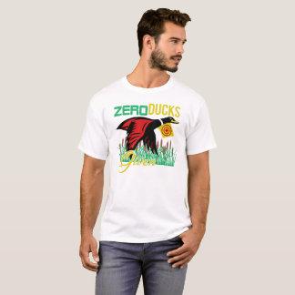 Zero Ducks Given Duck Hunt Small Game Hunting Spor T-Shirt