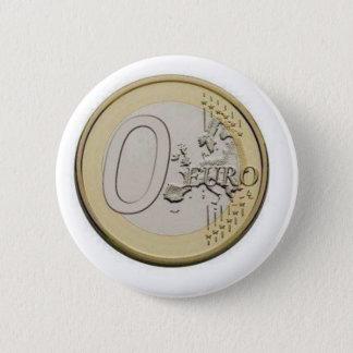 ZERO EURO 2 INCH ROUND BUTTON