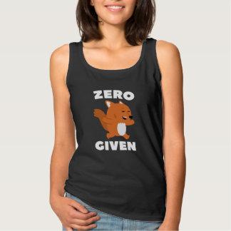 Zero Fox Given Tank Top