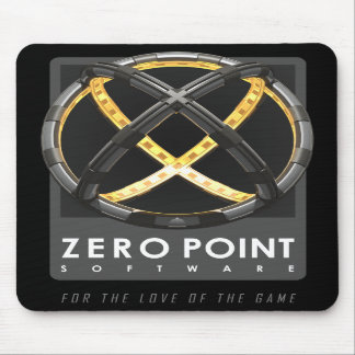 Zero Point Software - Mouse pad
