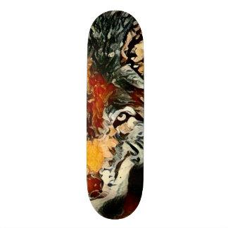 Zero Urban Wolf Element Custom Pro Park Board Skate Board Decks