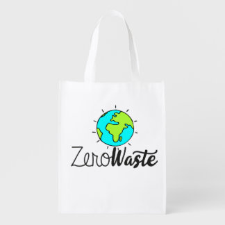 Zero Waste Reusable Grocery Bag