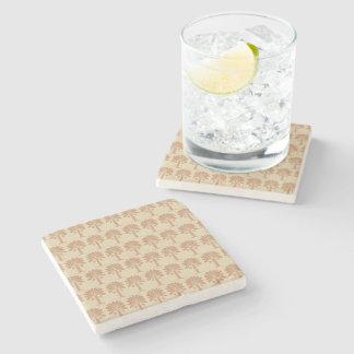 Zest Spice Moods Palm Stone Coaster