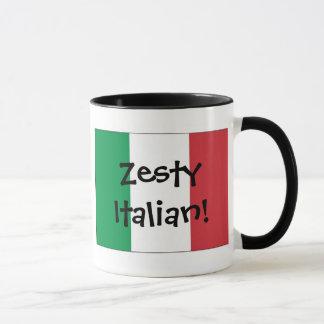Zesty Italian Mug