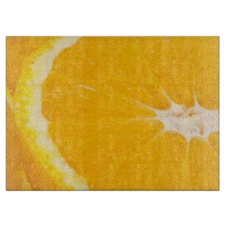 Zesty orange. boards