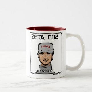ZETA 0112 - Jeremy Kim Two-Tone Coffee Mug