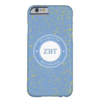Zeta Beta Tau | Badge Barely There iPhone 6 Case