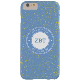 Zeta Beta Tau | Badge Barely There iPhone 6 Plus Case