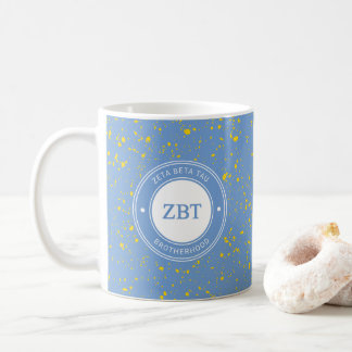 Zeta Beta Tau | Badge Coffee Mug