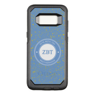 Zeta Beta Tau | Badge OtterBox Commuter Samsung Galaxy S8 Case
