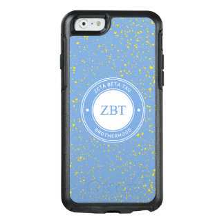 Zeta Beta Tau | Badge OtterBox iPhone 6/6s Case