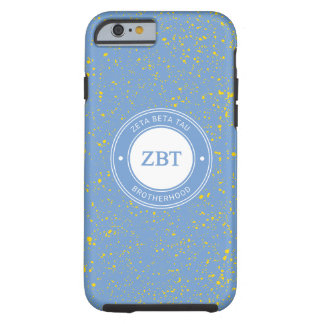 Zeta Beta Tau | Badge Tough iPhone 6 Case