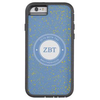 Zeta Beta Tau | Badge Tough Xtreme iPhone 6 Case