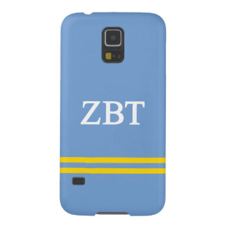 Zeta Beta Tau | Sport Stripe Galaxy S5 Covers