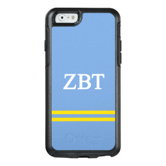 Zeta Beta Tau | Sport Stripe OtterBox iPhone 6/6s Case