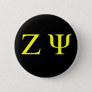 Zeta Psi  button